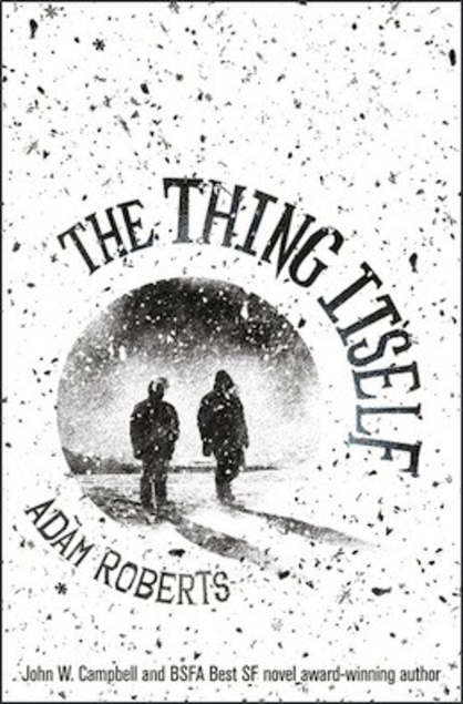 The Thing Itself cover