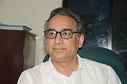 Author photo. M. Ram Murty