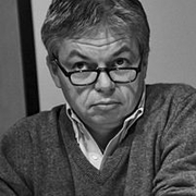 Author photo. Luca Sofri in 2011 (from Wikimedia Commons) - Photo by Adamo Di Loreto
