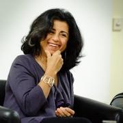 Author photo. ahdafsoueif.com