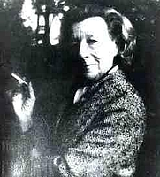 Author photo. Lillian Hellman uncredited foto by Nutrias
