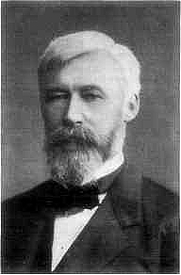 Author photo. From McClure's Magazine, Feb 1896 (Project Gutenberg)
