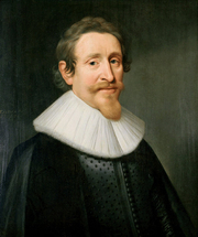 "Author photo. Hugo Grotius - Portrait by Michiel Jansz van Mierevelt, 1631. From <a href=""http://en.wikipedia.org/wiki/Image:Michiel_Jansz_van_Mierevelt_-_Hugo_Grotius.jpg"">Wikipedia</a>"