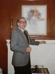 Author photo. Thomas Elmer Huff