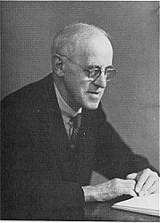 Author photo. Percy Alfred Scholes