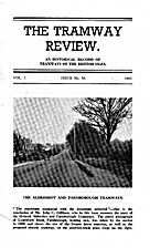 The Tramway Review, vol. 5, n°36 by James…