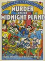 Murder on the Midnight Plane (Usborne Puzzle Adventures) by Gaby Waters