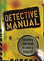 Detective Manual by Kris Hirschmann