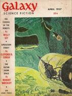 Galaxy Science Fiction 1957 April, Vol. 13,…