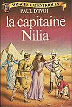 La Capitaine Nilia by Paul d'ivoi
