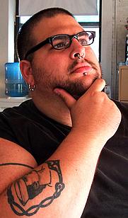 Author photo. Greg Der Ananian