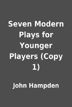 Seven Modern Plays for Younger Players (Copy…