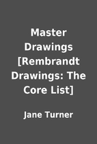 Master Drawings [Rembrandt Drawings: The…