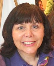 Author photo. Carrie Turansky. Photo courtesy of Princeton Public Library.