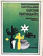 Diccionario Castellano - Quichua…