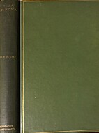 Roba Di Roma: Two Volumes, Volume I by…