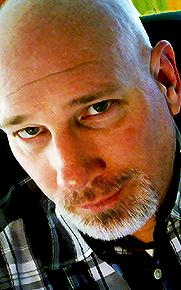 Author photo. Self-shot image.
