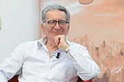 Author photo. Gianfranco Pasquino
