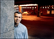 Author photo. Lorenzo Silva in 2007 by Joan Tomás