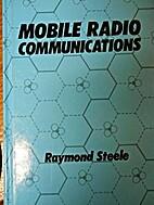 Mobile Radio Communications (Wiley - IEEE)…