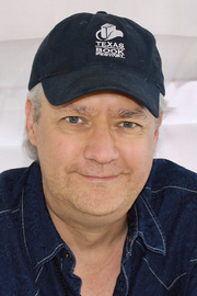 "Author photo. Author Harry Hunsicker at the 2015 Texas Book Festival. By Larry D. Moore, CC BY-SA 4.0, <a href=""https://commons.wikimedia.org/w/index.php?curid=44688638"" rel=""nofollow"" target=""_top"">https://commons.wikimedia.org/w/index.php?curid=44688638</a>"