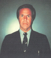 Author photo. Federal Bureau of Prisons, US Department of Justice