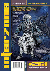 Interzone 261 cover