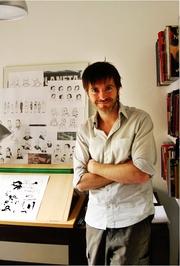 Author photo. Paco Roca