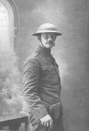 Author photo. ca. 1918
