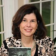 Author photo. Vicki Constantine Croke
