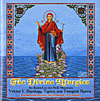 The divine liturgies as chanted on the holy…