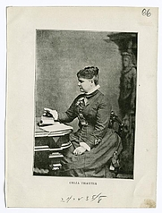 Author photo. Courtesy of the <a href=&quot;http://digitalgallery.nypl.org/nypldigital/id?102791&quot;>NYPL Digital Gallery</a> (image use requires permission from the New York Public Library)