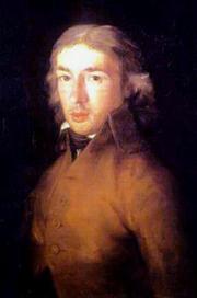 Author photo. Francisco José de Goya y Lucientes (30 March 1746 – 16 April 1828)