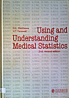 Using and Understanding Medical Statistics…