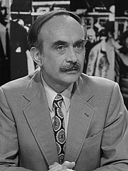 Author photo. Herman van Run in 1971 [credit: Punt / Anefo; source: Nationaal Archief; grabbed from Wikipedia]