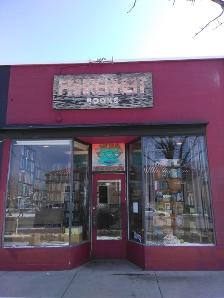Fahrenheit's Books in Denver, CO | LibraryThing Local