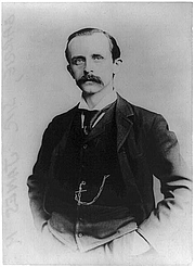 Author photo. Sir James Matthew Barrie (1860–1937) Photograph circa 1908-1915. (George Grantham Bain Collection, Library of Congress)