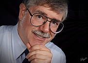 Author photo. Rob S. Rice as of 2012