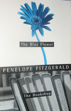 The blue flower ;: The bookshop by Penelope…