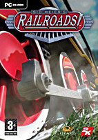 Sid Meier's Railroads! [DVD-ROM] by Sid…