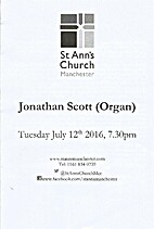 A Summer Evening Organ Spectactular by…