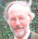 Author photo. Dr. John Peter Wild
