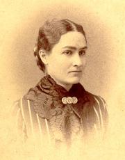 Author photo. Eliza Calvert Hall