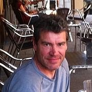 Author photo. Michael Perryman