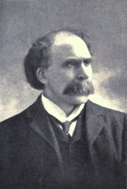 Author photo. Image from <b><i>The origins and destiny of imperial Britain</i></b> (1915) by John Adam Cramb