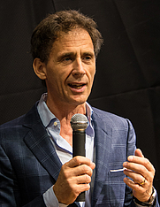 Author photo. David Lagercrantz, in Stockholm shortly after midnight on Aug. 27, 2015, at the world premiere of his book &quot;The Girl in the Spider's Web&quot;. By Frankie Fouganthin - Own work, CC BY-SA 4.0, <a href=&quot;https://commons.wikimedia.org/w/index.php?curid=42695388&quot; rel=&quot;nofollow&quot; target=&quot;_top&quot;>https://commons.wikimedia.org/w/index.php?curid=42695388</a>
