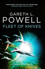 Fleet of Knives cover