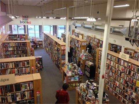 Half price books redmond wa