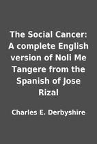 The Social Cancer: A complete English…