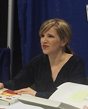 "Author photo. reading at the National Book Festival, Washington, D.C. By slowking4 - Own work, GFDL 1.2, <a href=""https://commons.wikimedia.org/w/index.php?curid=72267203"" rel=""nofollow"" target=""_top"">https://commons.wikimedia.org/w/index.php?curid=72267203</a>"